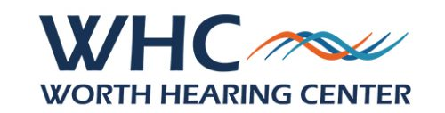 Worth Hearing Center Logo